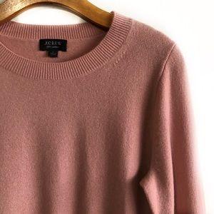 J. Crew Everyday Cashmere Crew Neck Sweater